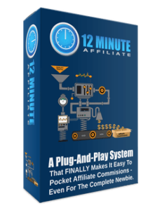 12 minute affiliate coupon code