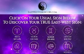 East West Horoscope