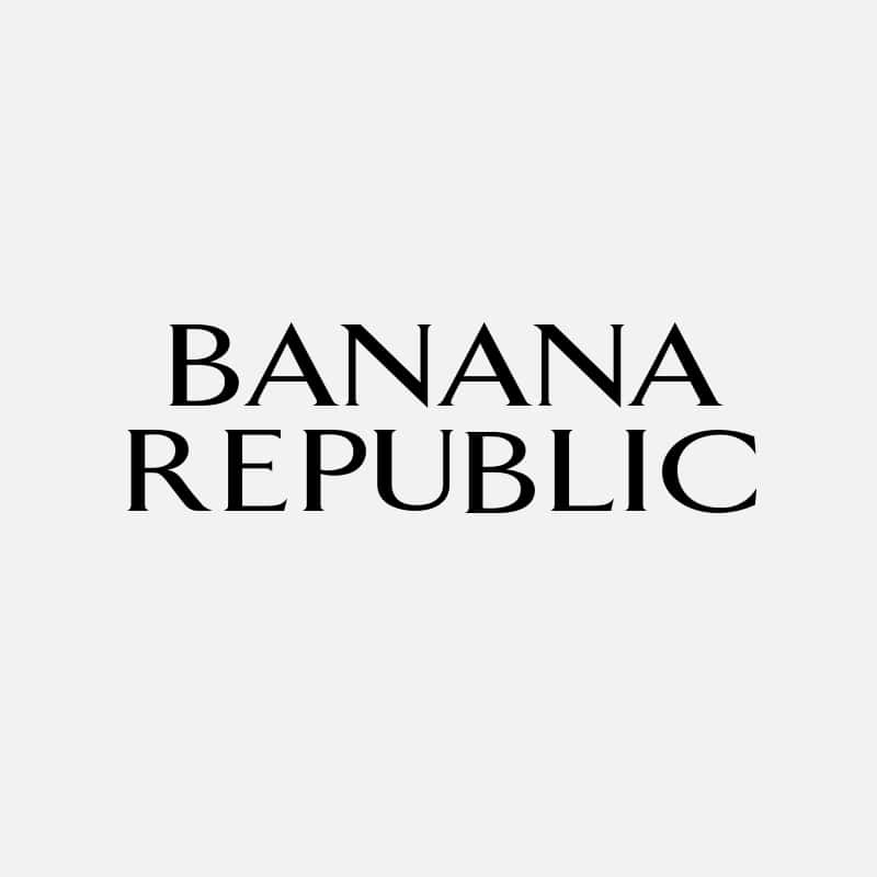 Banana Republic Promo