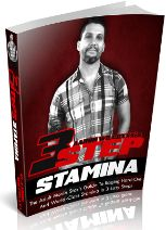 $20 OFF 3 Steps Stamina Coupon Code