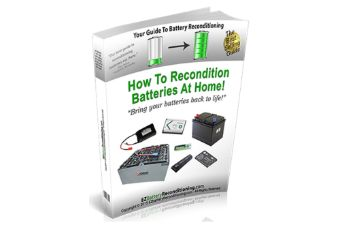 EZ Battery Reconditioning Coupon