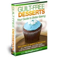 Guilt Free Desserts Coupon