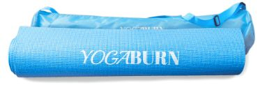 Yoga Burn Foundation Mat