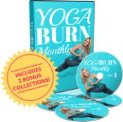 Yoga Burn Monthly