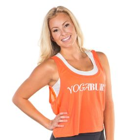 Yoga Burn Tank Tops