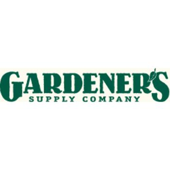 20% OFF Gardener's  Coupon on Orders +$100