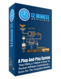 $10 OFF 12 Minute Affiliate System Coupon Code
