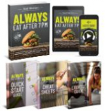 $20 OFF Always Eat After 7 pm Coupon Code